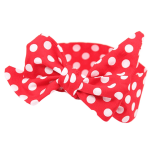 Belle Dotted Headband by Elsewhereshop