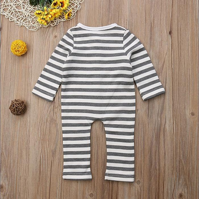 Benjie Long Sleeves Jumpsuit