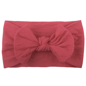 Blessie Bowknot Headband by Elsewhereshop