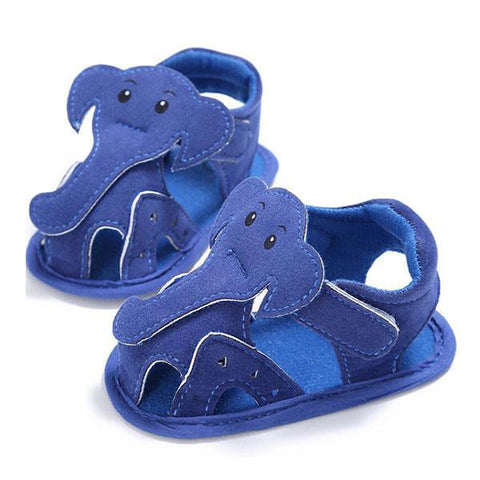 Elephant First Walker Shoes