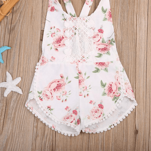 Trixie Floral Romper Set by Elsewhereshop
