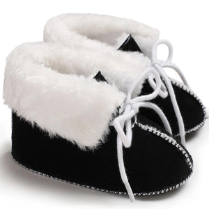 Carino Fur Boots by Elsewhereshop