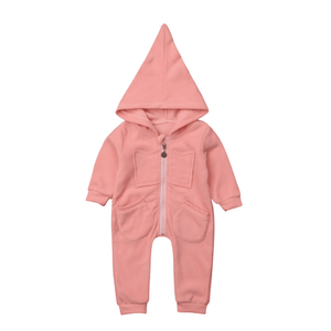 Carson Hooded Jumpsuit by Elsewhereshop