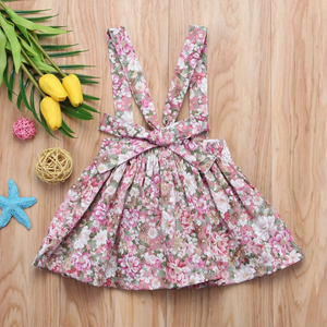 Chizuru Mixed Floral Skirt by Elsewhereshop