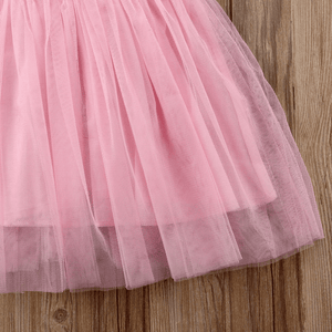 Chrysanthe Tulle Dress by Elsewhereshop