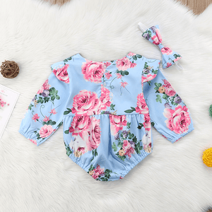 Clarisse Romper Set by Elsewhereshop