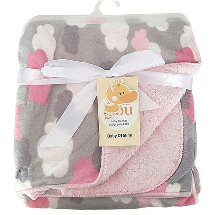 Cloudy Swaddle Blanket by Elsewhereshop