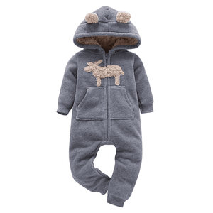 Dasher Hooded Jumpsuit by Elsewhereshop