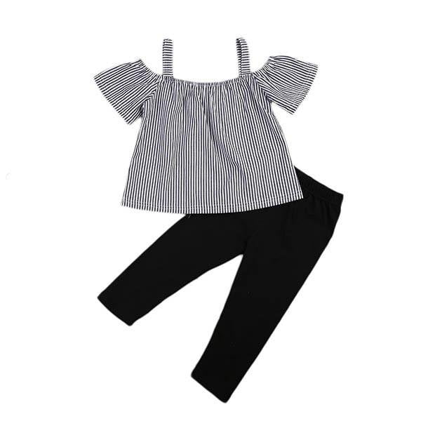 Shelby Top & Pants Set by Elsewhereshop