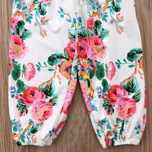 Gemma Floral Jumpsuit by Elsewhereshop