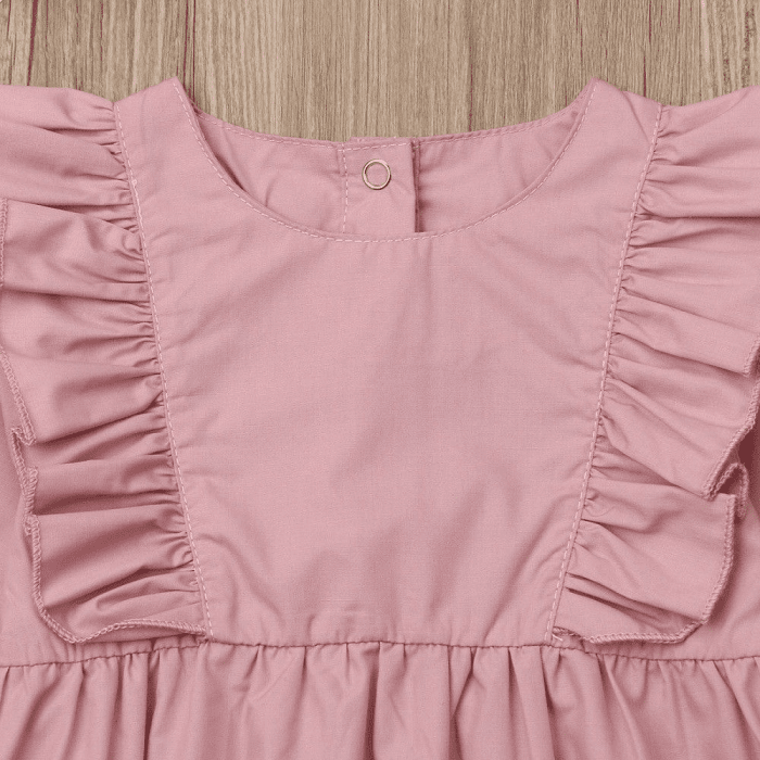 Emma Ruffles Romper by Elsewhereshop