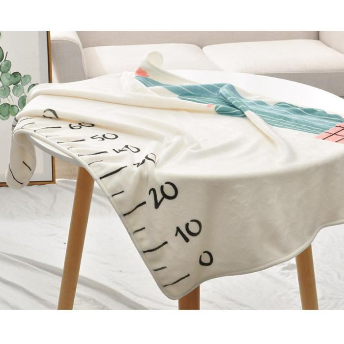 Erich Milestone Blankets by Elsewhereshop