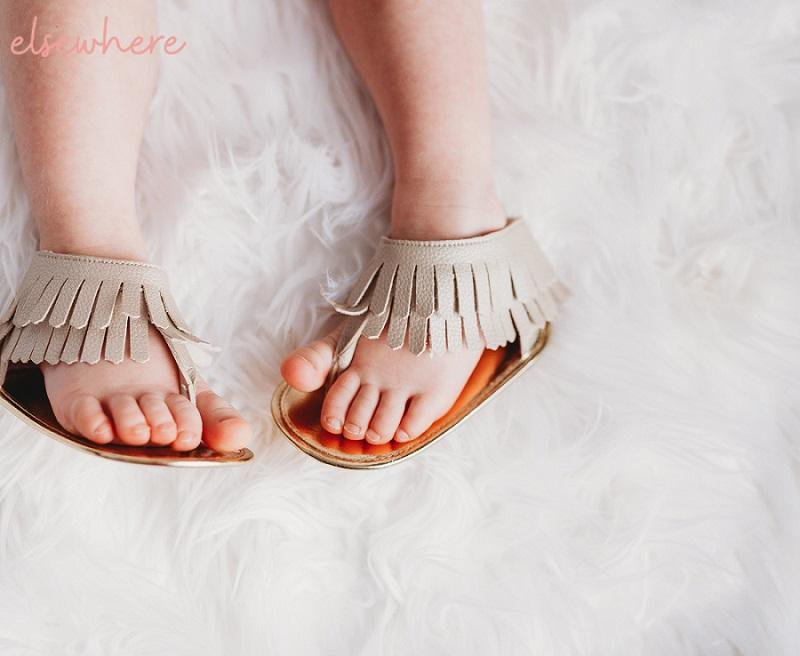 Eunice Ankle Sandals by Elsewhereshop