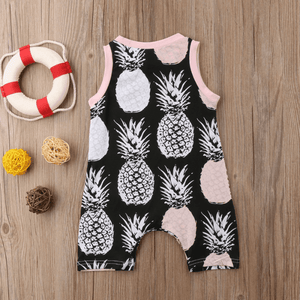 Aloha Pineapple Jumpsuit by Elsewhereshop