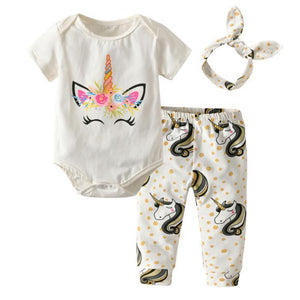 Fetty Unicorn Set by Elsewhereshop