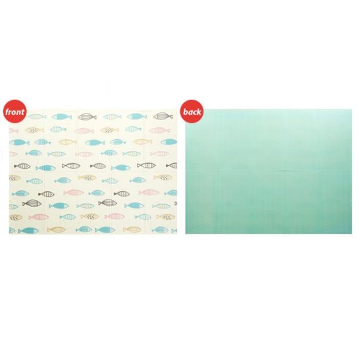 Fish in The Sea Folding Play Mat by Elsewhereshop
