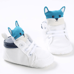 Fox High Sneakers by Elsewhereshop