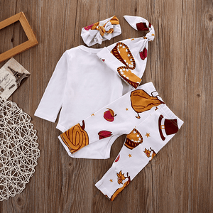 Happy Thanksgiving Set by Elsewhereshop