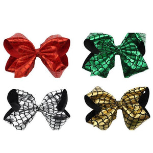 Harley Bow Hair Clip by Elsewhereshop