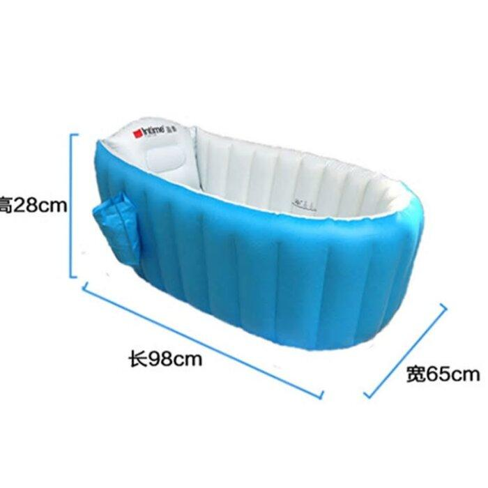 Hiro Inflatable Bath Tub by Elsewhereshop