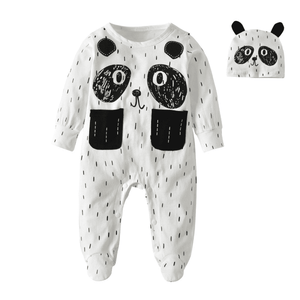 I'm a Panda Jumpsuit by Elsewhereshop