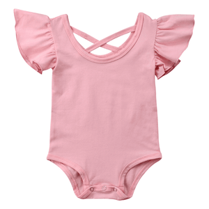 Itsumi Ruffles Sunsuit by Elsewhereshop