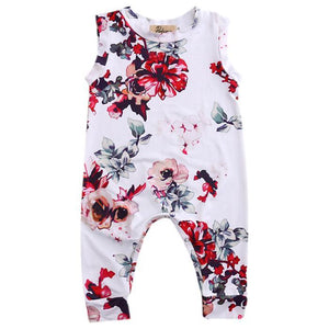 Jadyn Floral Jumpsuit by Elsewhereshop