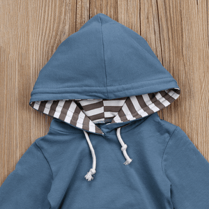 Jake Hooded Sweater by Elsewhereshop