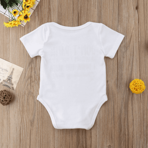 Just Like My Aunt Bodysuit by Elsewhereshop