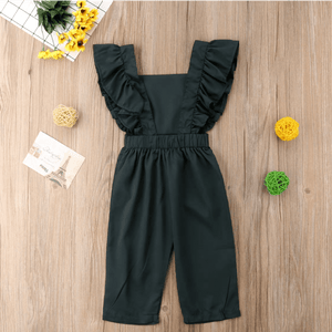 Katarina Ruffled Jumpsuit by Elsewhereshop