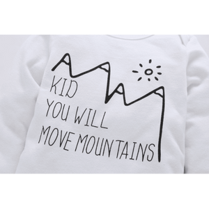 Kid You Will Move Mountains Set by Elsewhereshop
