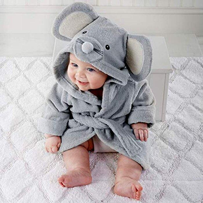 Larcy Mouse Bathrobe by Elsewhereshop