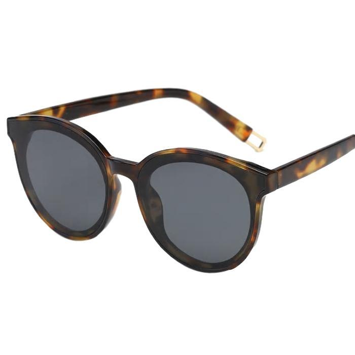 Leopard Retro Sunglasses by Elsewhereshop