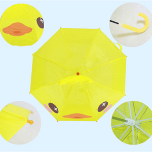 Lily Duck Umbrella by Elsewhereshop