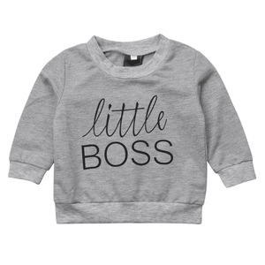Little Boss Sweatshirt by Elsewhereshop