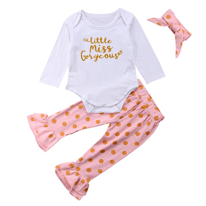 Little Miss Gorgeous Set by Elsewhereshop