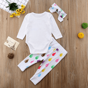 Little Rainbow Set by Elsewhereshop