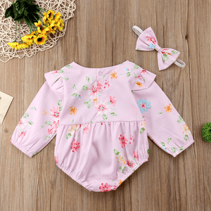 Mafel Romper Set by Elsewhereshop