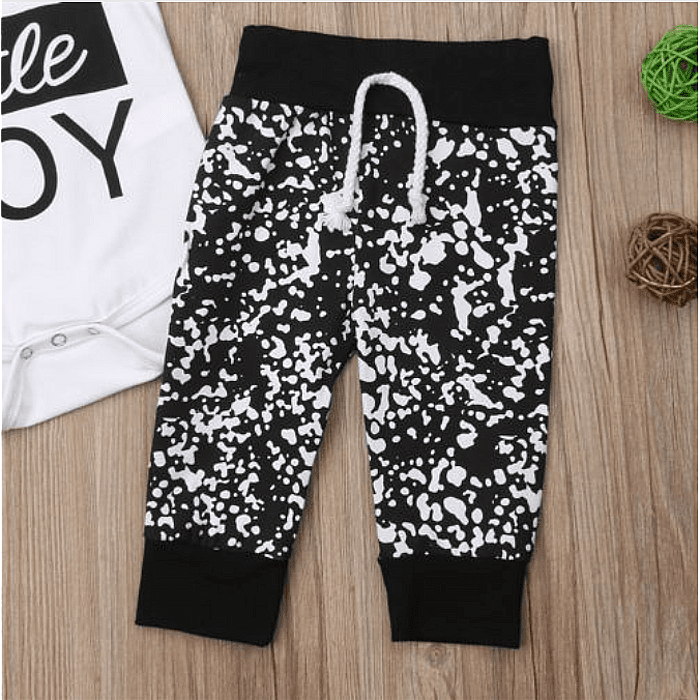 Mama's Little Boy Set by Elsewhereshop