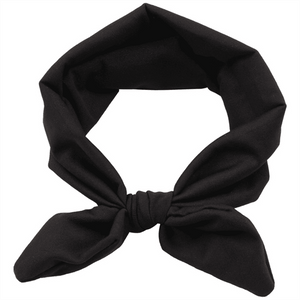 Marina Bow Knot Headband by Elsewhereshop