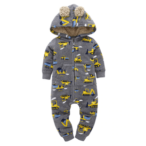 Marvin Hooded Jumpsuit by Elsewhereshop