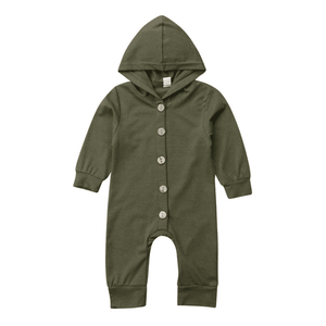 Mateo Hooded Jumpsuit by Elsewhereshop