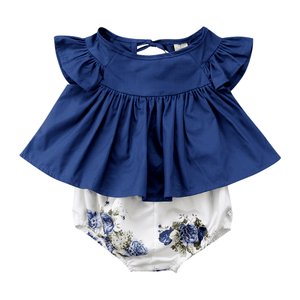Michelle Ruffle Set + 30% OFF Sandals!!!