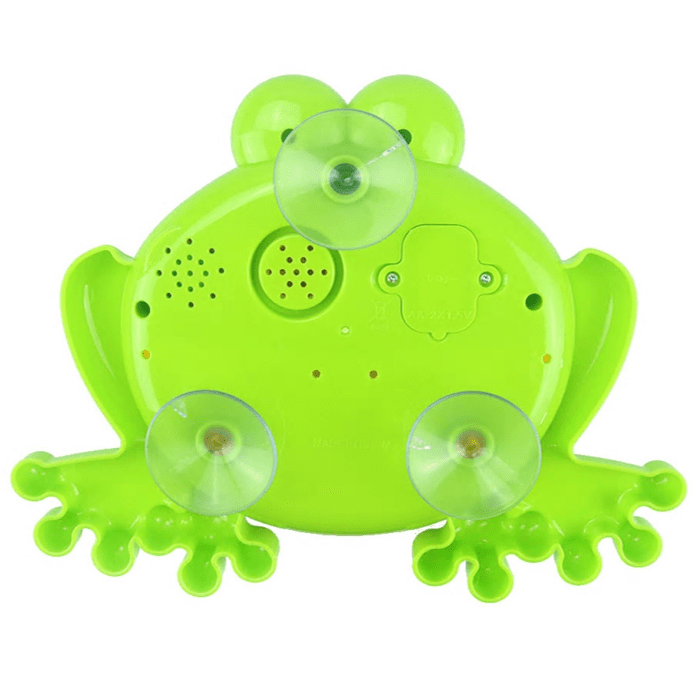 Mr. Bubble Music Frog