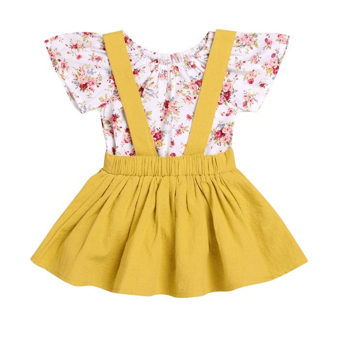 Patricia Floral Set by Elsewhereshop