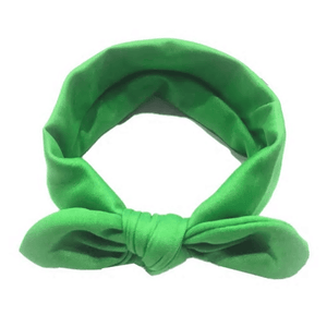 Pattie Bunny Knot Headbands by Elsewhereshop