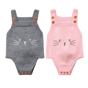 Payton Bunny Romper by Elsewhereshop