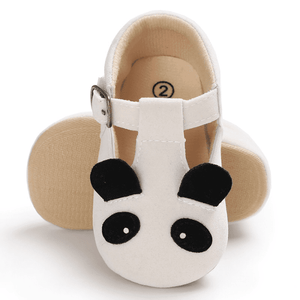 Penny Panda Baby Shoes by Elsewhereshop