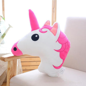 Unicorn Cushion Toy