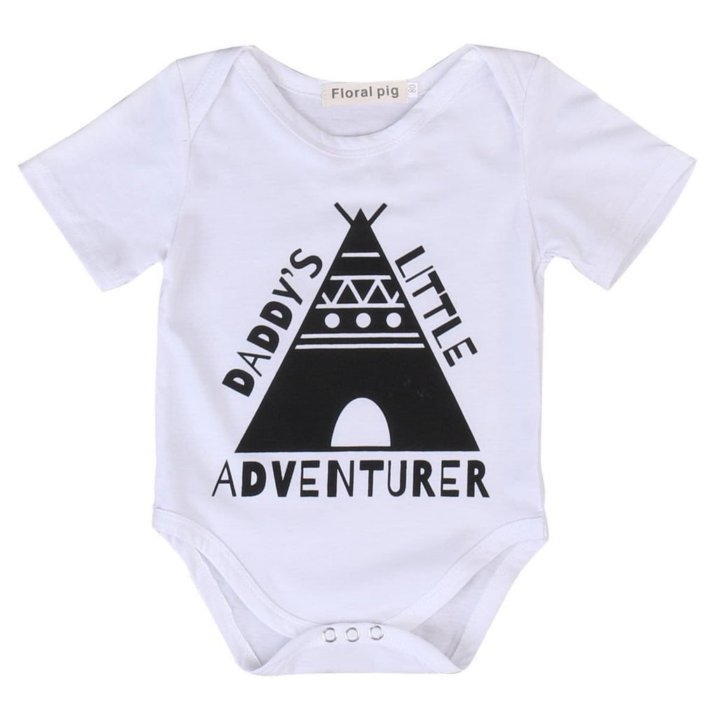 Daddy's Little Adventurer Bodysuit